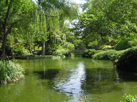 Japanese Gardens - Role Model for American Gardens | High Plains ...